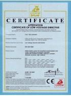 Сертификат B5+U5 CE Europe 2022 ДКС