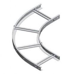 Арка кабельроста 100х60, t=1,5мм, Бакс, Baks Ladder bend 90° (LDP100H60,  1,5 mm)