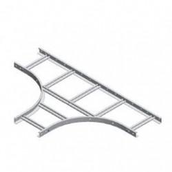 Тройник кабельроста 200х60, t=1,5мм, Бакс, Baks Ladder tee (TDP100H60,  1,5 mm)