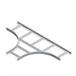 Тройник кабельроста 600х60, t=1,5мм, Бакс, Baks Ladder tee (TDP600H60,  1,5 mm)