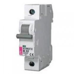 Автоматический выключатель  ETIMAT 6 1p 16A B