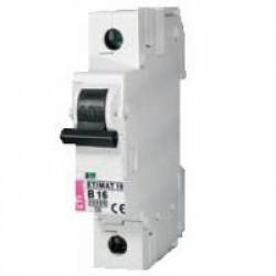 Автоматический выключатель  ETIMAT 10  16A 1p B