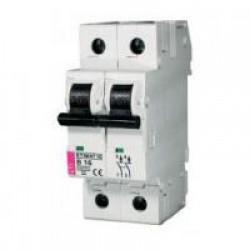 Автоматический выключатель  ETIMAT 10  4A 2p C