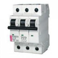 Автоматический выключатель  ETIMAT 10  63A 3p C