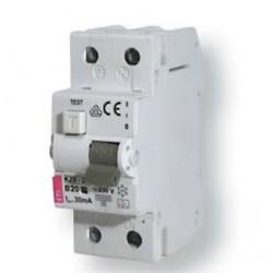 Дифференциальный автомат KZS-2M 16 A  30mA C  AC