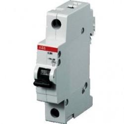 Автоматический выключатель S201M-C6 A