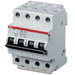 Автоматический выключатель S203-D2 A NA