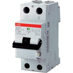 Дифференциальный автомат DS201 M B6 AC30
