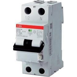 Дифференциальный автомат DS201 M C6 AC100