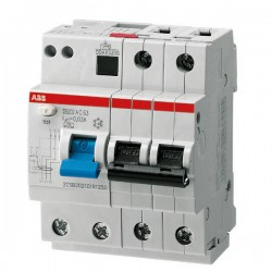 Диф автомат DS202 AC-B6/0,03