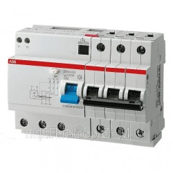 Диф автомат DS203 AC-B6/0,03