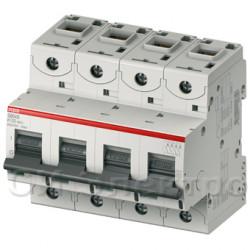 Автоматический выключатель S804C-D125