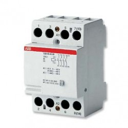 Модульний контактор ESB24-04-48AC/DC
