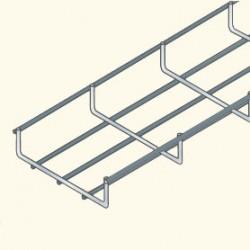 ) Сетчатый лоток 30х150, гальванизированная сталь UF30/150HDG (548532 Tolmega