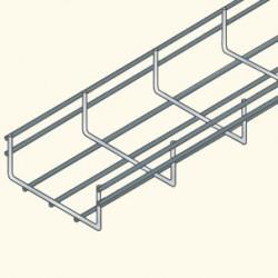 Сетчатый лоток 54х150, оцинкованный UF54/150EZ (547537) Tolmega