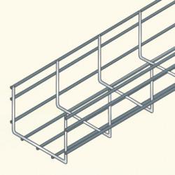 Сетчатый лоток 105х100, гальванизированная сталь UF105/100HDG (548595) Tolmega