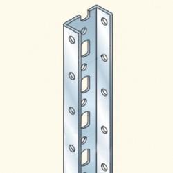 EDF-профиль, 2м, толщина 2,5мм, гальванизированная сталь EDF2000/2,5HDG(628005) Tolmega