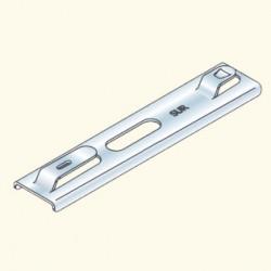 Планка для подвешивания лотков, гальванизированная сталь SURHDG (553085) Tolmega