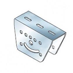 Потолочный крепеж профиля, гальванизированная сталь GUSSETHDG (614021) Tolmega