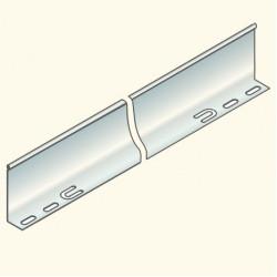 Разделительная планка, 30мм, гальванизированная сталь LPS30HDG (548060) Tolmega