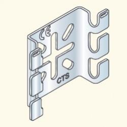 Универсальный кронштейн, оцинкованный UFUG (552037) Tolmega
