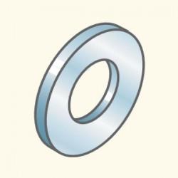 Шайба, 10мм, оцинкованная FW10EZ (648034) Tolmega