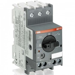 Автоматический выключатель защиты двигателя MS132-16  1SAM350000R1011 ABB