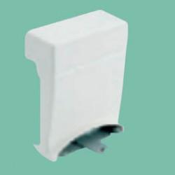 DPN Т-образный отвод от TBN к напольному каналу CSP, цвет коричневый RAL8014 03272 ДКС