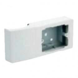 SRCN коробка под розетку для TCN п/р 83,5х43, цвет белый RAL9001 03415 ДКС
