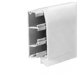 TCN канал-наличник 68,5х22,5, цвет белый RAL9001 09651 ДКС