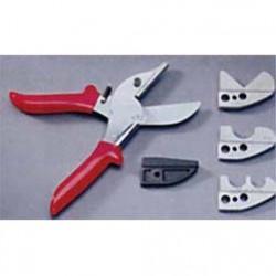 Ножницы 4 F для резки пластиковых каналов шириной до 60мм включительно (Италия) 01036 ДКС