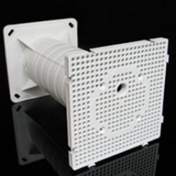 Коробка удлиненная с монтажной панелью для установки внешнего электрооборудования (используется при термоизоляции зданий) MDZ КОПОС