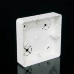 Коробка приборная LK 80x20R/1 КОПОС