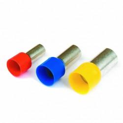 Наконечник-гильза, длина контакта 10 мм с изолированным фланцем, сечением 1,5 мм? 2ART505L ДКС