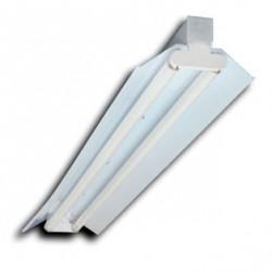 Светильник люминесцентный без рассеивателя ЛПО 11У-2х58-214, ЛМ5125810 БСЗ Люмен