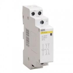 Контактор модульный КМ20-20 AC/DC ІЕК (шт.) MKK10-20-20