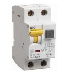 Автоматическй выключатель дифференциального тока АВДТ 32 C16 (шт.) MAD22-5-016-C-30