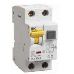 Автоматическй выключатель дифференциального тока АВДТ 32 C20 (шт.) MAD22-5-020-C-30