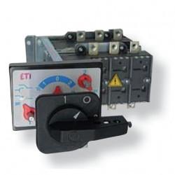 Переключатель нагрузки LA2/D 250A 3P CO 1-0-2 (с вын.рук.) 4667002 ETI