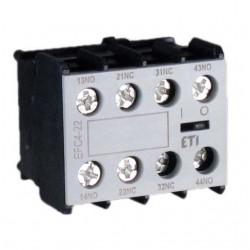 Блок-контакт EFC4-22 (2NO+2NC) 4641544 ETI