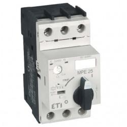 Авт. выключатель защиты двигателя MPE25-6,3 4648009 ETI