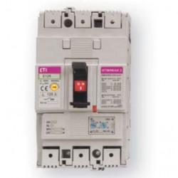 Авт. выключатель EB2 125/3L 100А 3р (25кА) 4671025 ETI