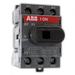 Выключатель нагрузки  SWITCH-DISCONNECTOR OT25F3 1SCA104857R1001 ABB
