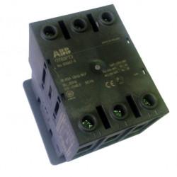 Выключатель нагрузки  SWITCH-DISCONNECTOR OT40FT3 1SCA104940R1001 ABB