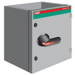 Выключатель нагрузки  SWITCH-DISCONNECTOR BOX OT100FT3HS7ST4 1SCA105027R1001 ABB