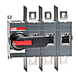 Выключатель нагрузки  SWITCH-DISCONNECTOR OT200E12WP 1SCA022744R2910 ABB