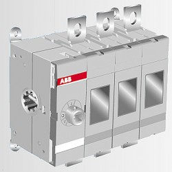Выключатель нагрузки  SWITCH-DISCONNECTOR OT250E03P 1SCA022710R0100 ABB