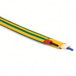 Термоусаживаемая тефлоновая трубка 7,92/2,00мм, 2CPTFE79, ДКС