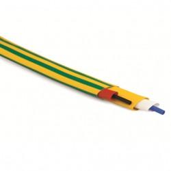 Термоусаживаемая тефлоновая трубка 14,27/3,76мм, 2CPTFE142, ДКС