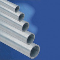 Труба стальная легкая, без возможности нарезки резьбы, 40мм, 4 метра, STE-40L